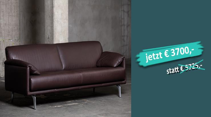 Sofa Modell Bora Balanza von Leolux